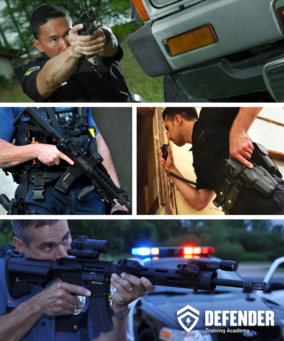 Law Enforcement and Security Training - Defender Outdoors