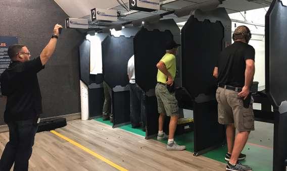 Members Handgun Performance Bgnr/Inter