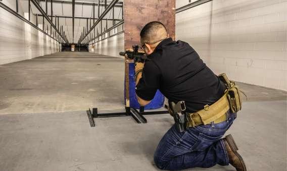 AR Rifle Level I & II