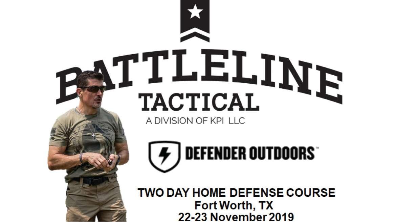 Battleline Tactical Home Defense Course