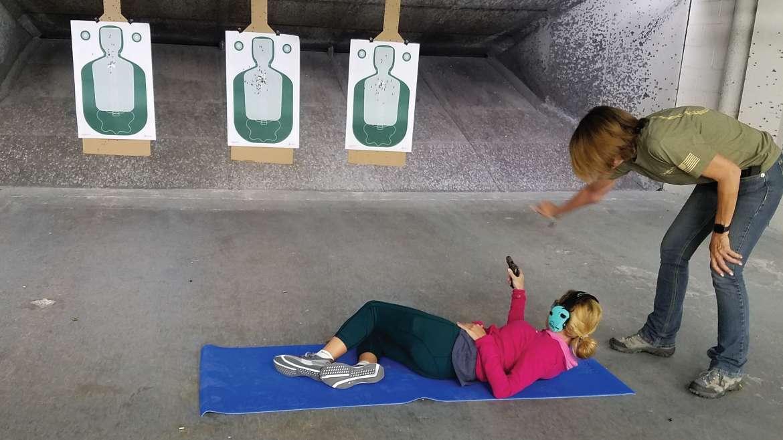 Ladies Members Handgun Performance