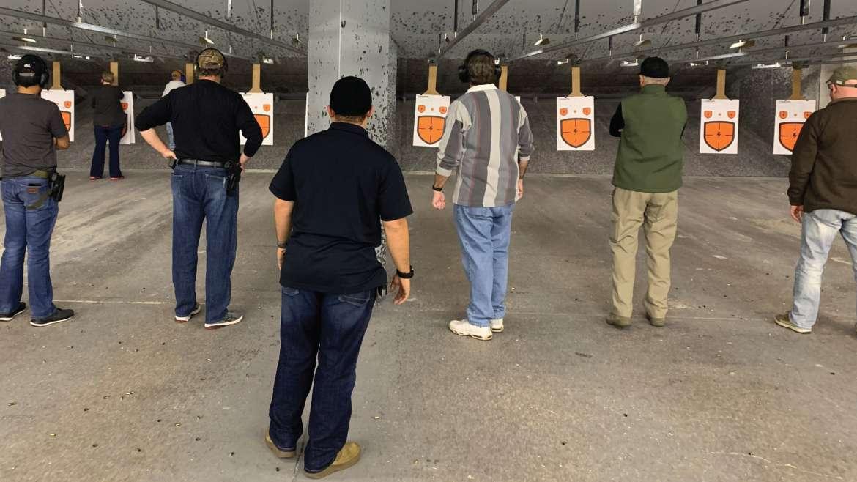 Members Handgun Performance Inter/Adv
