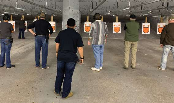 Members Handgun Performance Inter/Adv