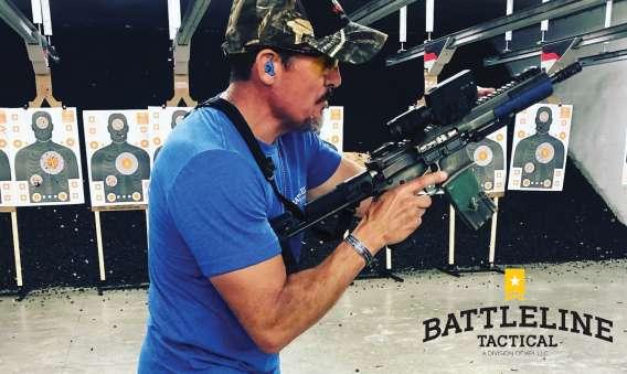 Battleline Tactical Defensive Pistol/CC/Combatives Course