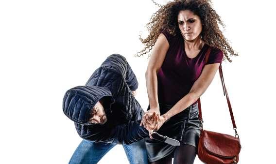 Ladies Only Essential Self Defense