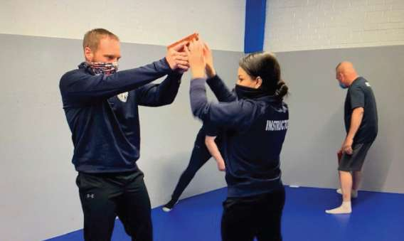 HFRG/PPCT Defensive Tactics