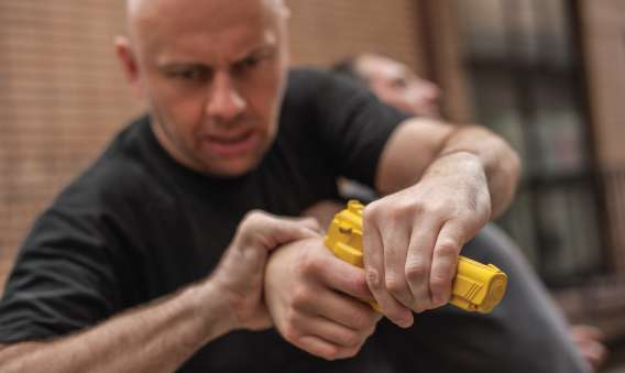 ISF Handgun Combatives